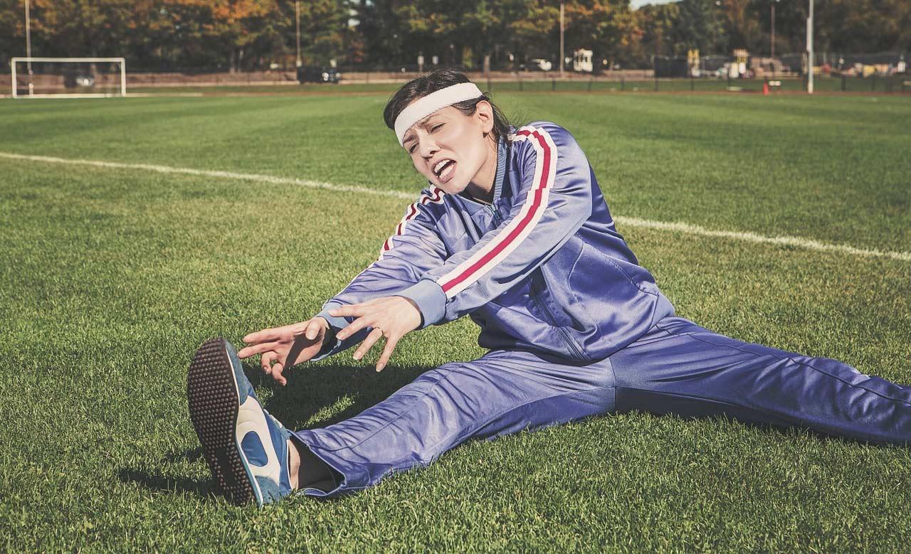 Streching, Workout, Muscle Cramp