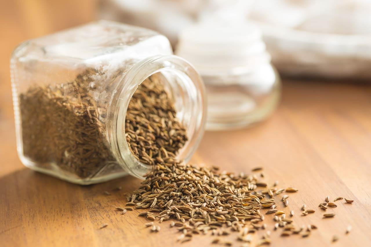 cumin seeds caraway Jeera