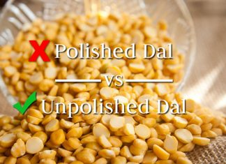 Polished Dal Versus Unpolished Dal, Which One Do You Buy?