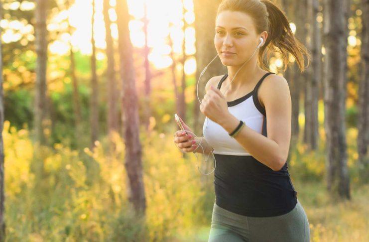 Jogging, Running