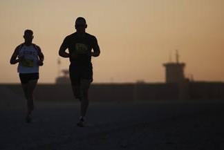 jogging-running