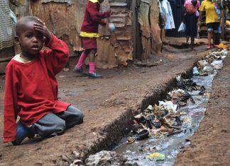 Boy in Kibera Slum, Nairobi