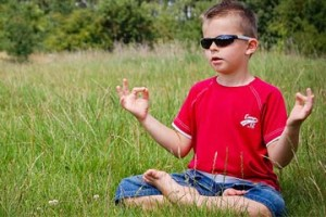 meditating-boy