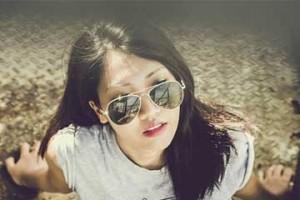 Girl-in-sun
