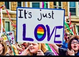 Homosexual Protest