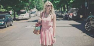 Summer Dress and Accessories