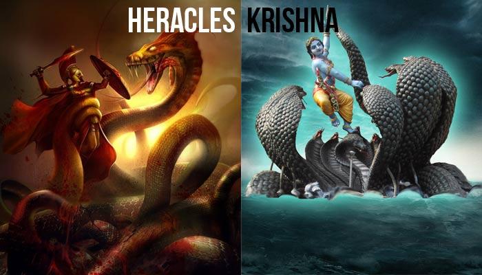 Image result for indian and greek gods