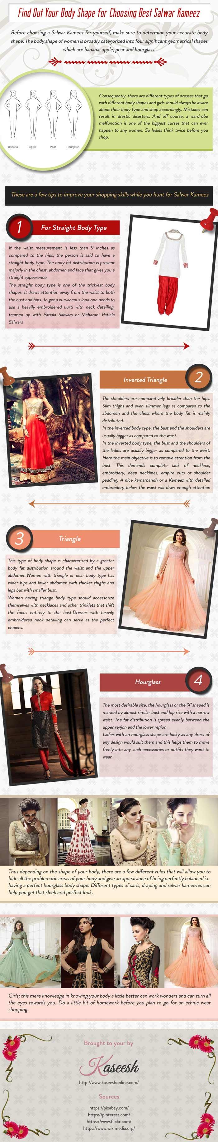 Find-out-your-body-shape-for-choosing-best-salwar-kameez