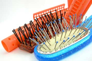 hair-brushes