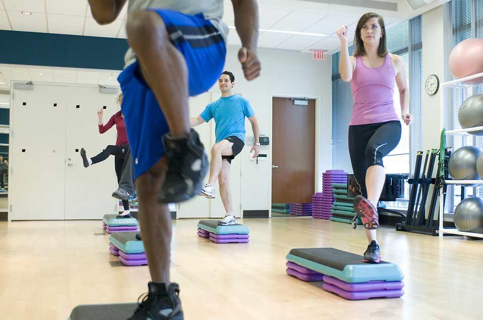 Aerobics Cardio Workout