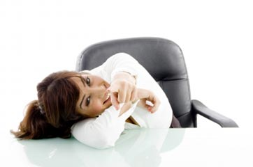 Working-Woman-in-Office