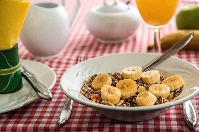Cereal-breakfast