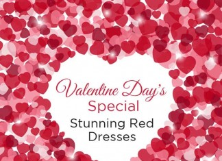 Stunning-Dresses-for-Valentine's-Day