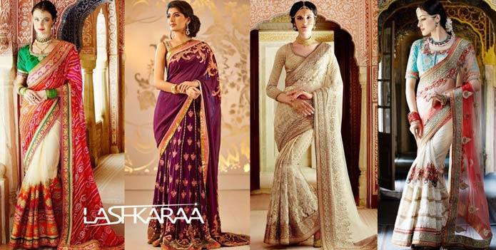 7 Things You Must Know About Bridal Sarees Online Shopping ...