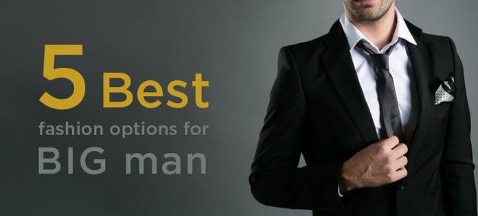 Big man suit