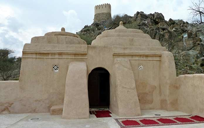 Al Bidyah Mosque in Fujairah