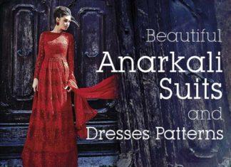 Beautiful Anarkali Suits