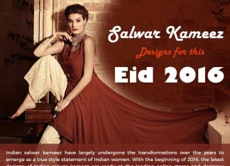 Salwar Kameez Designs for this EID 2016