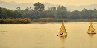 Sukhna-Lake