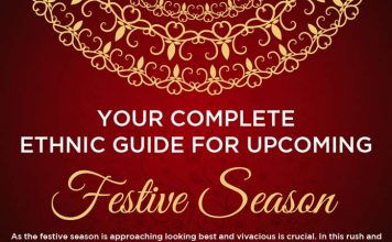 Your Complete Ethnic Guide For Upcoming Festive Season