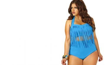 Swimsuit plus size