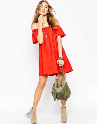 Mini Dresses for Women of all Heights and Body Types 4