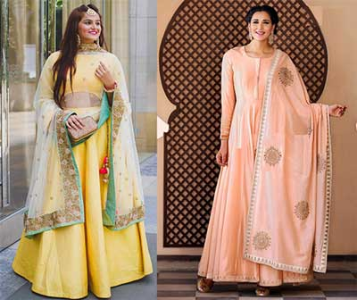6 Indian Ethnic Wears Tips For Women During Winter 5