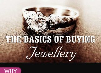 The Basics of Buying Jewellery