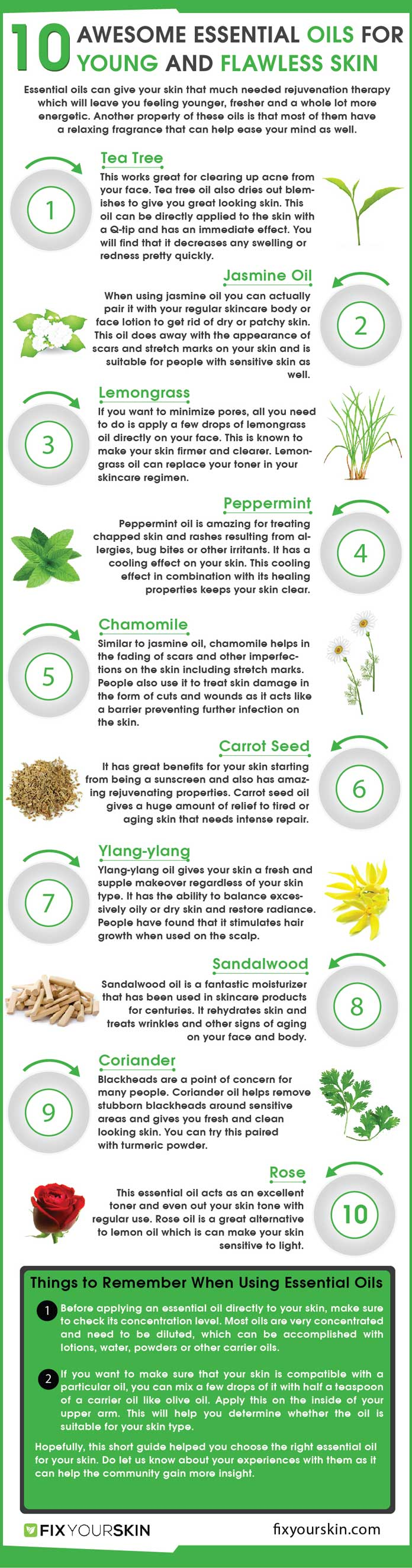 10 Awesome Essential Oils