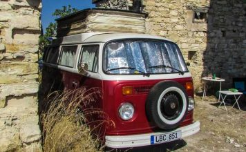 Caravan Travelling