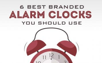 6 Best Branded Alarm Clocks you should Use