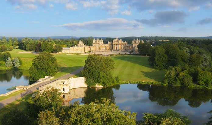 6 of the best stately homes and castles in the UK 4