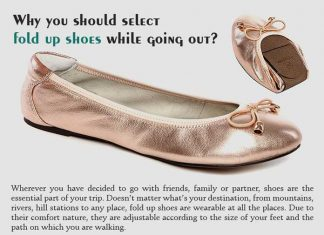 Why-you-should-select-fold-up-shoes-while-going-out