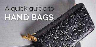 A quick guide to ladies designer handbags