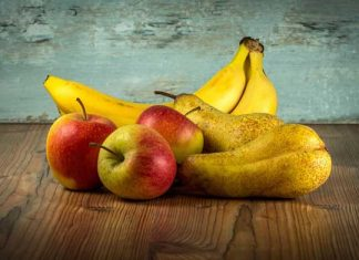 Fruits-Banana-Apple