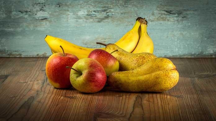 Fruits-Banana-Apple