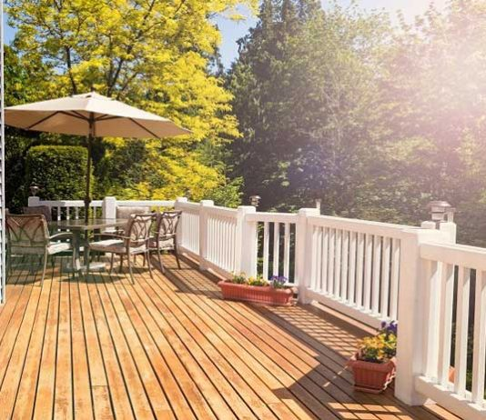 Deck Replacement