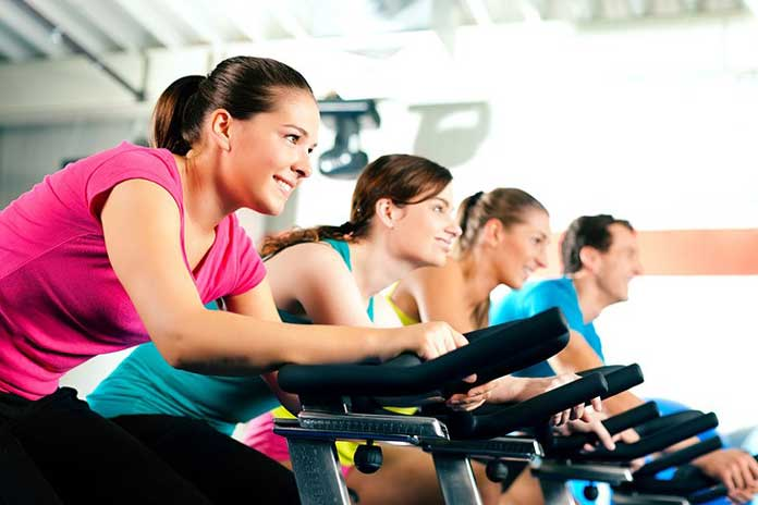Workout at TreadMill