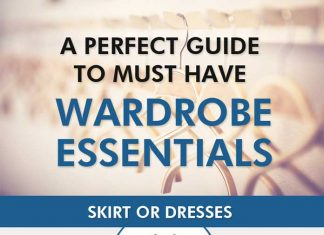 A perfect guide to must have your wardrobe essentials