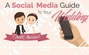 A Social Media Guide to Your Wedding