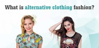 What is Alternative Clothing Fashion