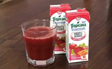 Tropicana Juice - Fruit & Veggies