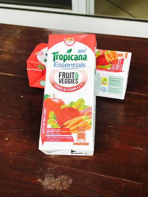 Tropicana Launches Essentials Juice Range: How Good are They? 1