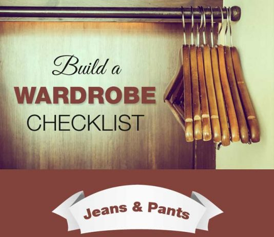 Build a Wardrobe Checklist