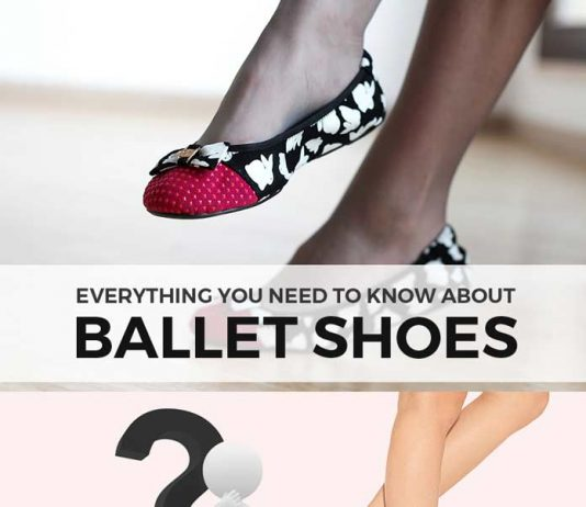 Everything you need to know about Ballet Shoes [Infographic]