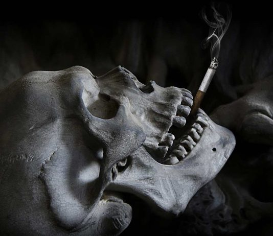 Harmful Tobacco Smoking