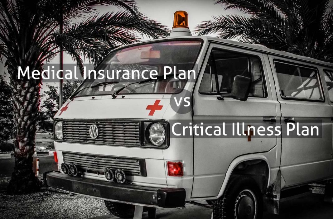 Medical Insurance vs Critical Illness