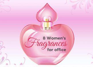 8 Women's Fragrances for Office