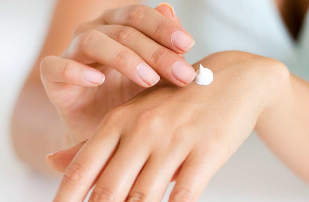 Hands Smooth and Younger