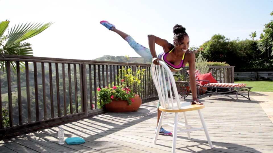 Balancing Hip Flexion